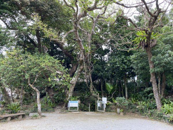 金武観音寺(金武宮)