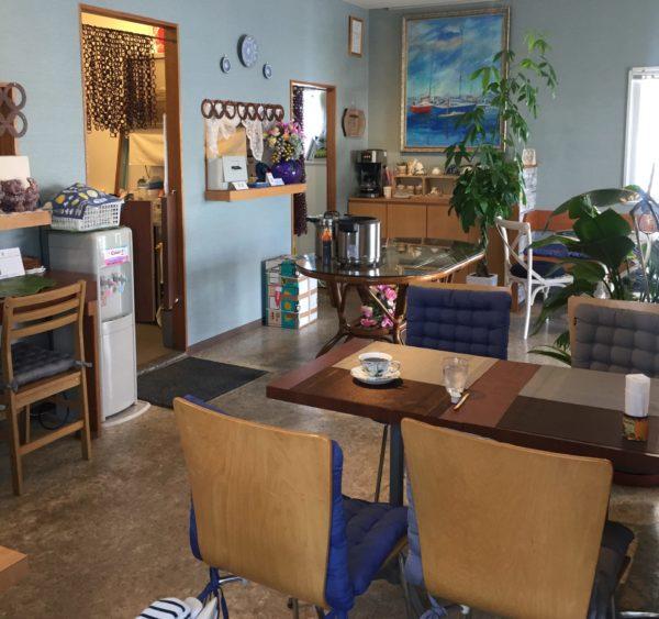 marina's cafe(マリナーズ カフェ)