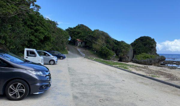 具志頭浜(ぐしちゃん浜)