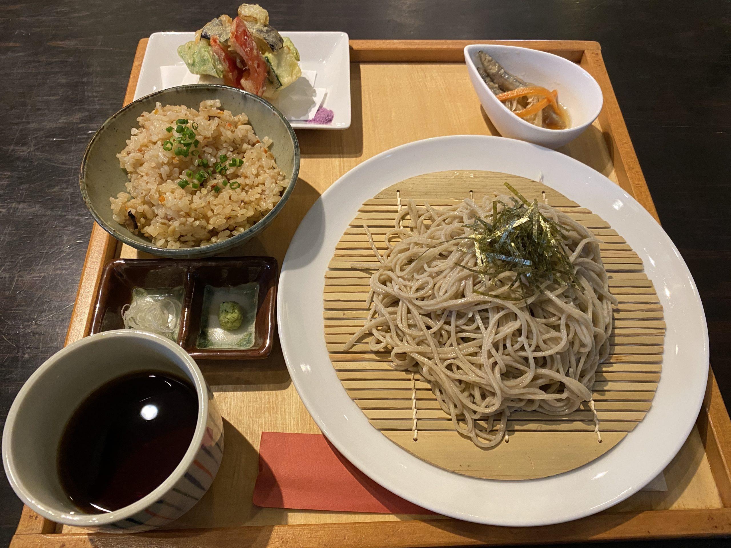 蕎麦と肴処 和ノ実