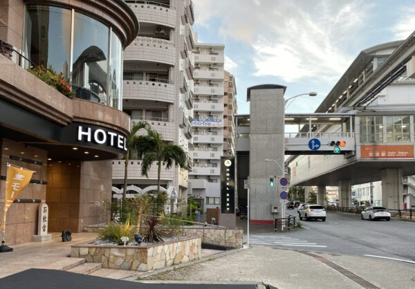 ホテルアザット那覇(HOTEL AZAT)